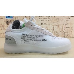 AIR FORCE ONE LOW OFF-WHITE