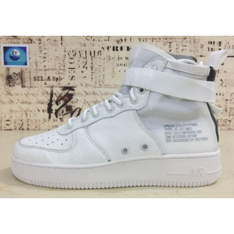 AIR FORCE ONE SPECIAL FORCES OFF-WHITE