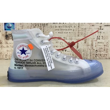CONVERSE ALL-STAR OFF-WHITE