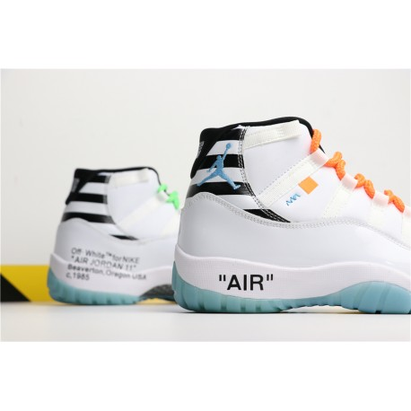AIR JORDAN 11 OFF-WHITE