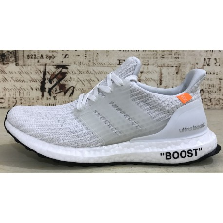 ULTRA BOOST 4.0 OFF-WHITE