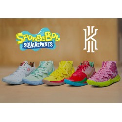 KYRIE IRVING SPONGEBOB SQUAREPANTS