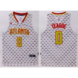 Atlanta Hawks - JEFF TEAGUE - 0