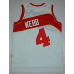Atlanta Hawks - SPUD WEBB - 4