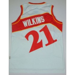 Atlanta Hawks - DOMINIQUE WILKINS - 21