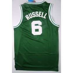 Boston Celtics - BILL RUSSELL - 6