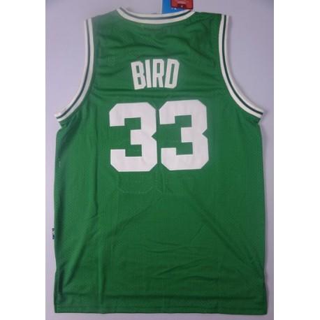 Boston Celtics - LARRY BIRD - 33
