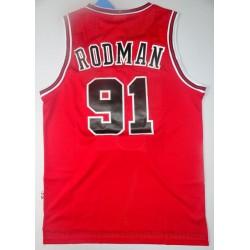 Chicago Bulls - DENNIS RODMAN - 91