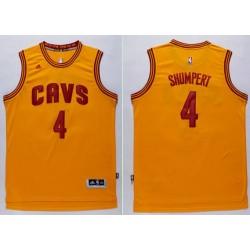 Cleveland Cavaliers - IMAN SHUMPERT - 4