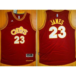Cleveland Cavaliers - LEBRON JAMES - 23