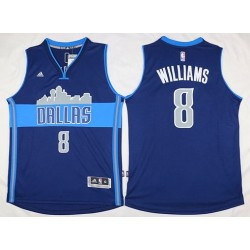 Dallas Mavericks - DERON WILLIAMS - 8