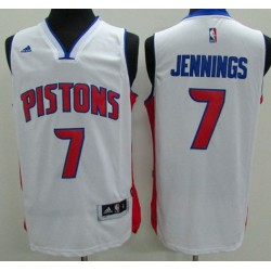 Detroit Pistons - BRANDON JENNINGS - 7