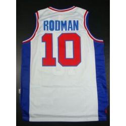 Detroit Pistons - DENNIS RODMAN - 10