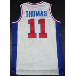 Detroit Pistons - ISIAH THOMAS - 11