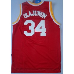 Houston Rockets - HAKEEM OLAJUWON - 34