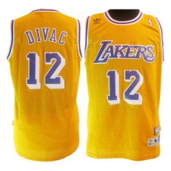 Los Angeles Lakers - VLADE DIVAC - 12