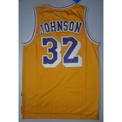 "Los Angeles Lakers - ERVING ""MAGIC"" JOHNSON - 32"