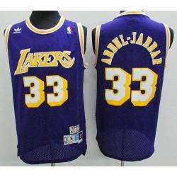 Los Angeles Lakers - KAREEM ABDUL-JABBAR - 33