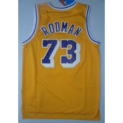 Los Angeles Lakers - DENNIS RODMAN - 73