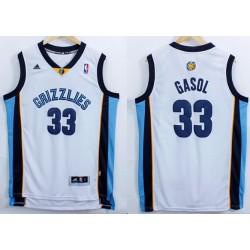 Memphis Grizzlies - MARC GASOL - 33