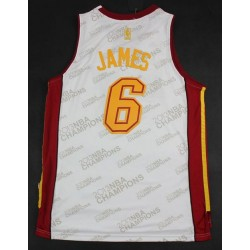 Miami Heat - LEBRON JAMES - 6