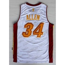 Miami Heat - RAY ALLEN - 34
