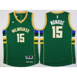 Milwaukee Bucks - GREG MONROE - 15