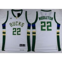 Milwaukee Bucks - KHRIS MIDDLETON - 22