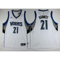 Minnesota Timberwolves - KEVIN GARNETT - 21