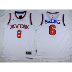 New York Knicks - KRISTAPS PORZINGIS - 6