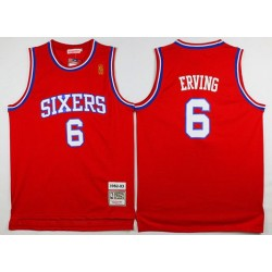 Philadelphia 76ers - JULIUS ERVING - 6