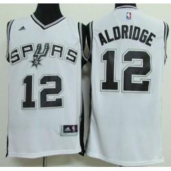 San Antonio Spurs - LEMARCUS ALDRIDGE - 12