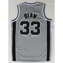 San Antonio Spurs - BORIS DIAW - 33