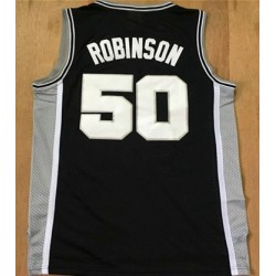 San Antonio Spurs - DAVID ROBINSON - 50