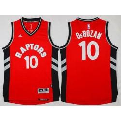 Toronto Raptors - DEMAR DEROZAN - 10