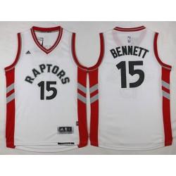 Toronto Raptors - ANTHONY BENNETT - 15