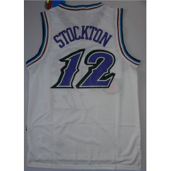 Utah Jazz - JOHN STOCKTON - 12