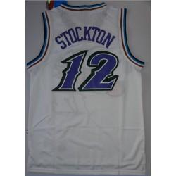 Utah Jazz - JOHN STOCKTON - 12