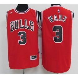 Chicago Bulls - DWYANE WADE - 3