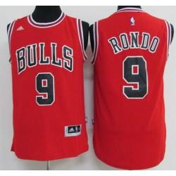 Chicago Bulls - RAJON RONDO - 9